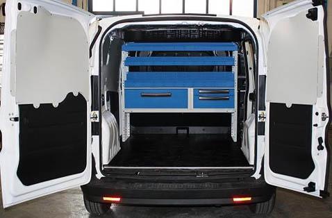Dobl fiat con allestimenti per furgoni syncro in fvg for Allestimento furgoni fai da te